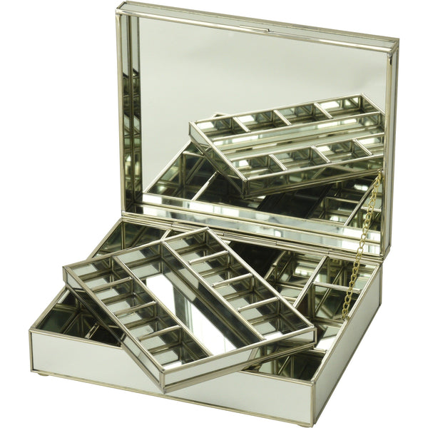 New Mirror Jewelry Box