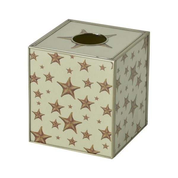 Sugar Starfish tissue box
