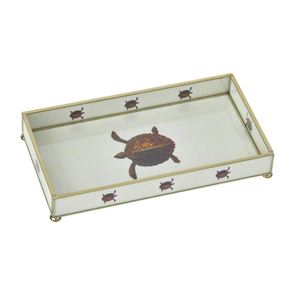 Brown Turtle 6 x 12 tray