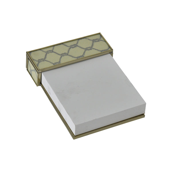 Gray Knot notepad