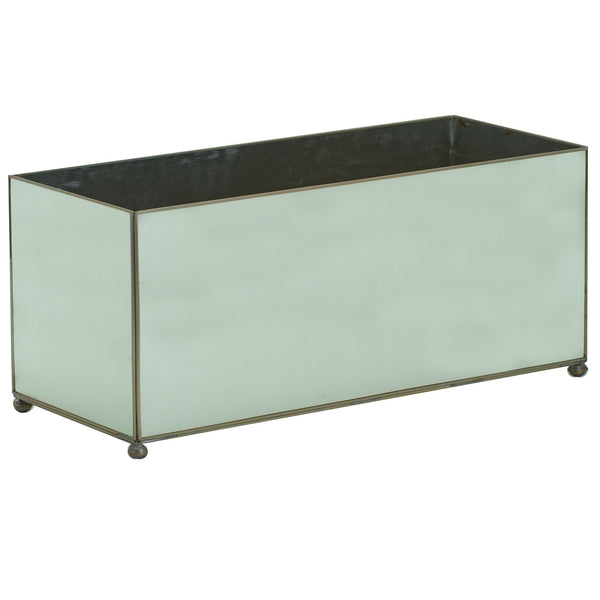 medium rectangular new mirror planter