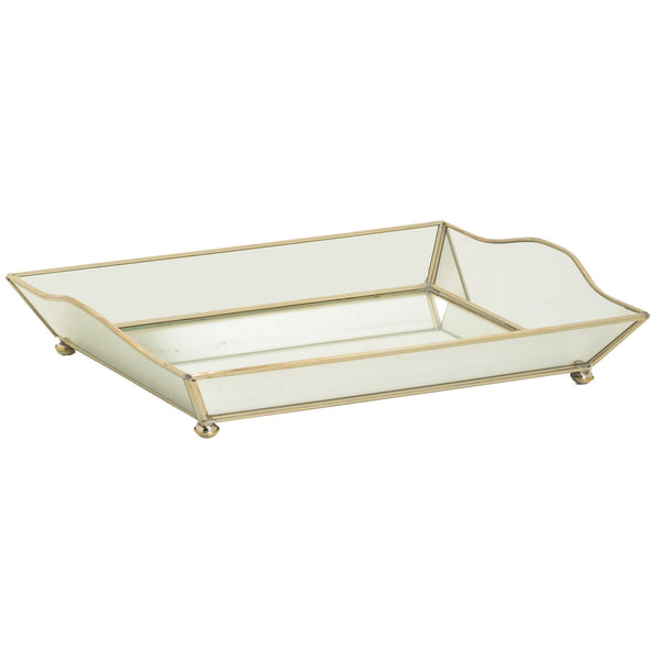 New Mirror Curved Vanity Tray