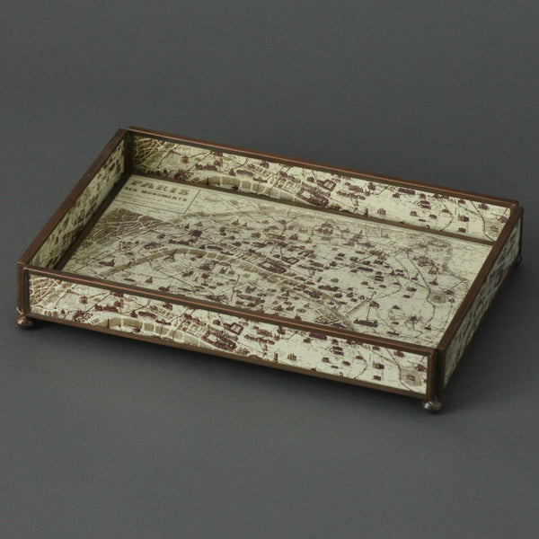 Copperized Paris Tray