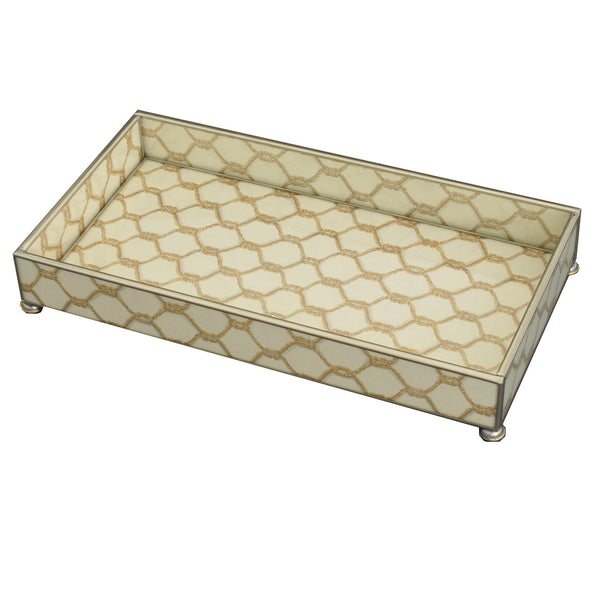 Gold Knot 6 x 12 tray
