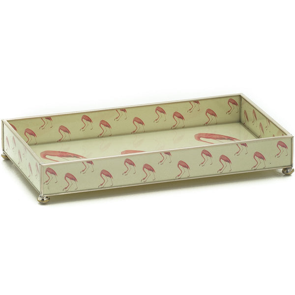 Flamingo 6 x 12 tray