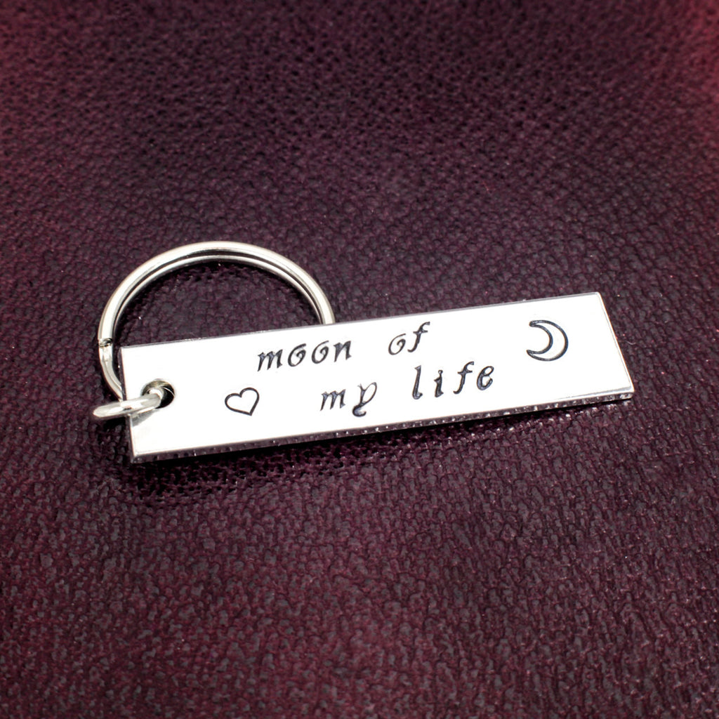 Moon of My Life - Game of Thrones - Aluminum Key Chain - It Came From the Internet