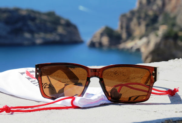 GAFAS DE SOL DE MADERA YELLOWSTONE BROWN