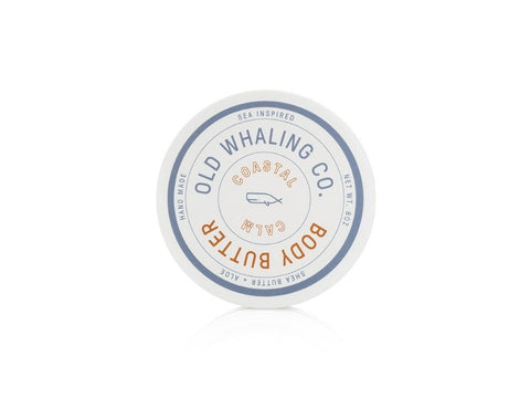 Old Whaling Company Body Butter 8 oz