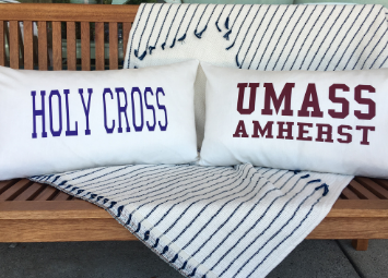 College Bound Pillow