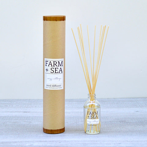Farm + Sea Reed Diffuser