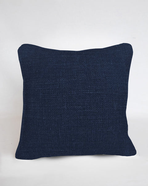 Custom Pillow Cover- Irish Linen Navy