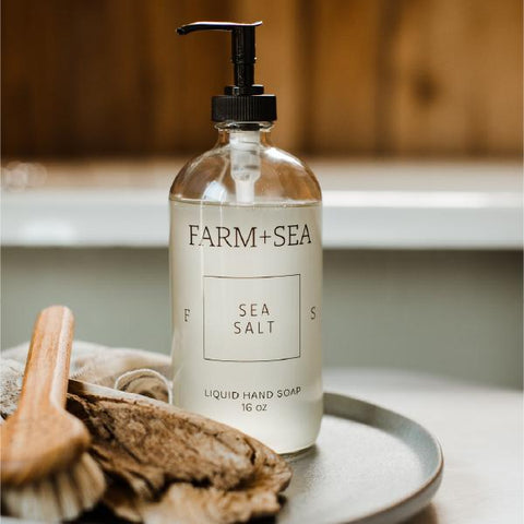 Farm & Sea Liquid Soap