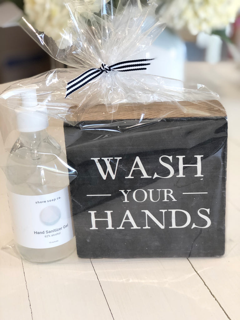 Wash Up Gift Set