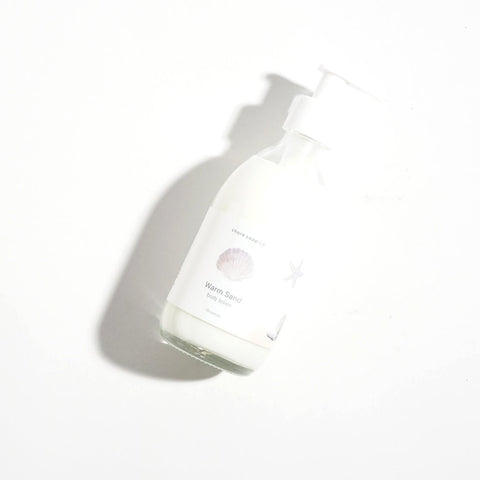 Warm Sand Body Lotion