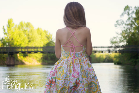 Sunshine Dress- PRE-ORDER