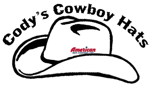 Hat Shapes and Styles – Codyscowboyhats e27f6a71590