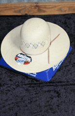 Resistol Straw Kincaid Hat