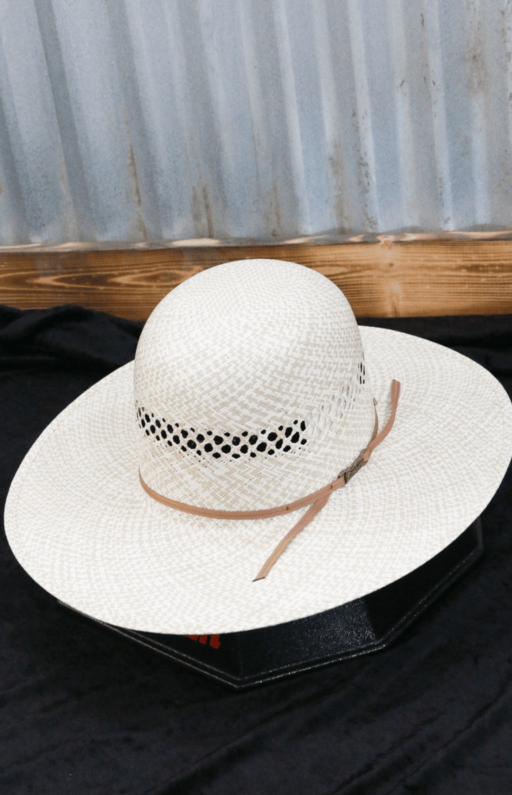 American Hat Co 6500 41/4 brim