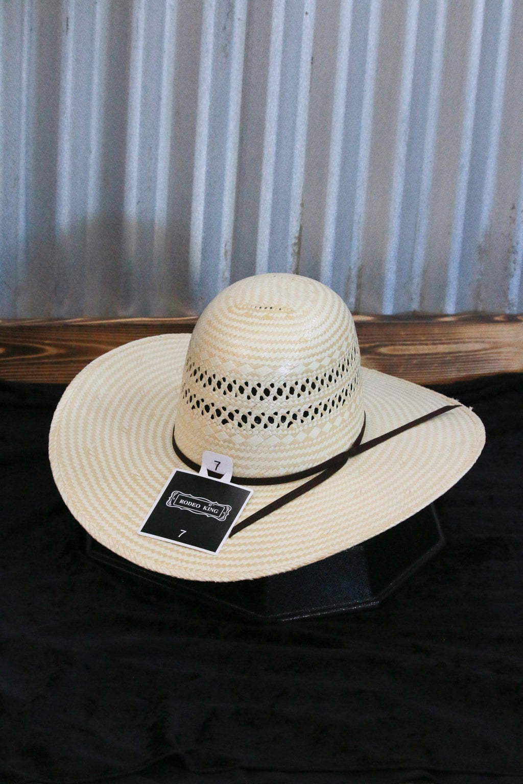"Rodeo King Polyrope 4.5"" brim"