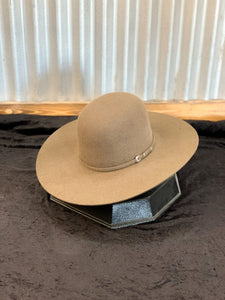 "Rodeo King 7X Hickory 41/2"" Brim"