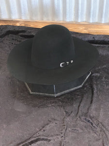 "Twister 20X Black Felt 41/2"" brim"