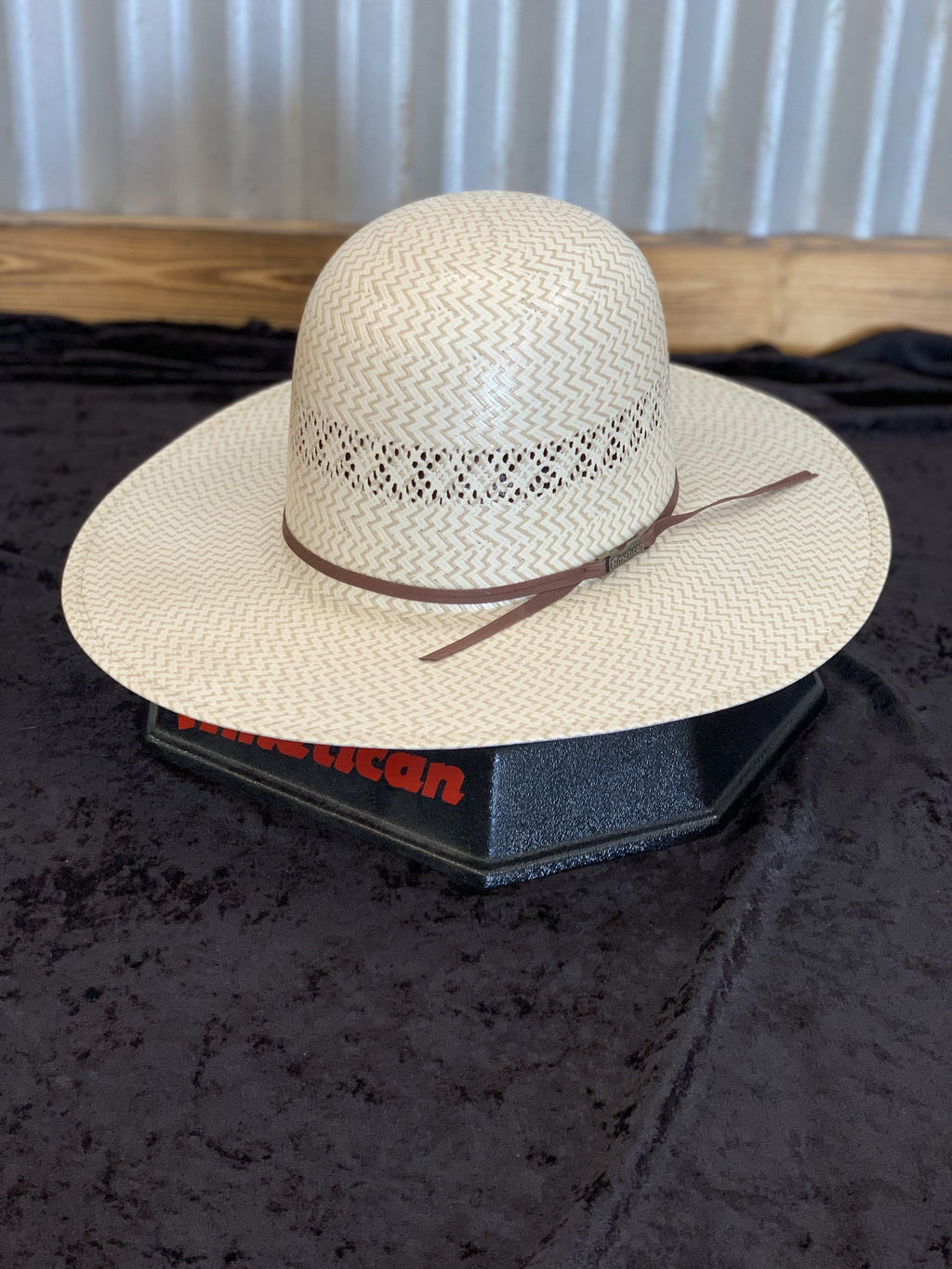 "American Hat Co. 5500 41/4"" Brim"