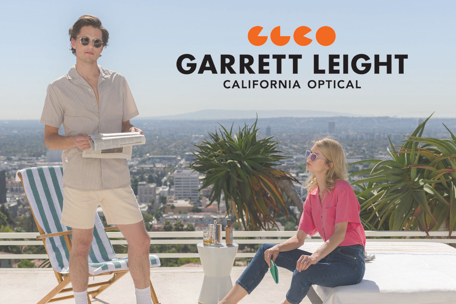Garrett Leight California Optical // SS19 Optical & Sun Highlights