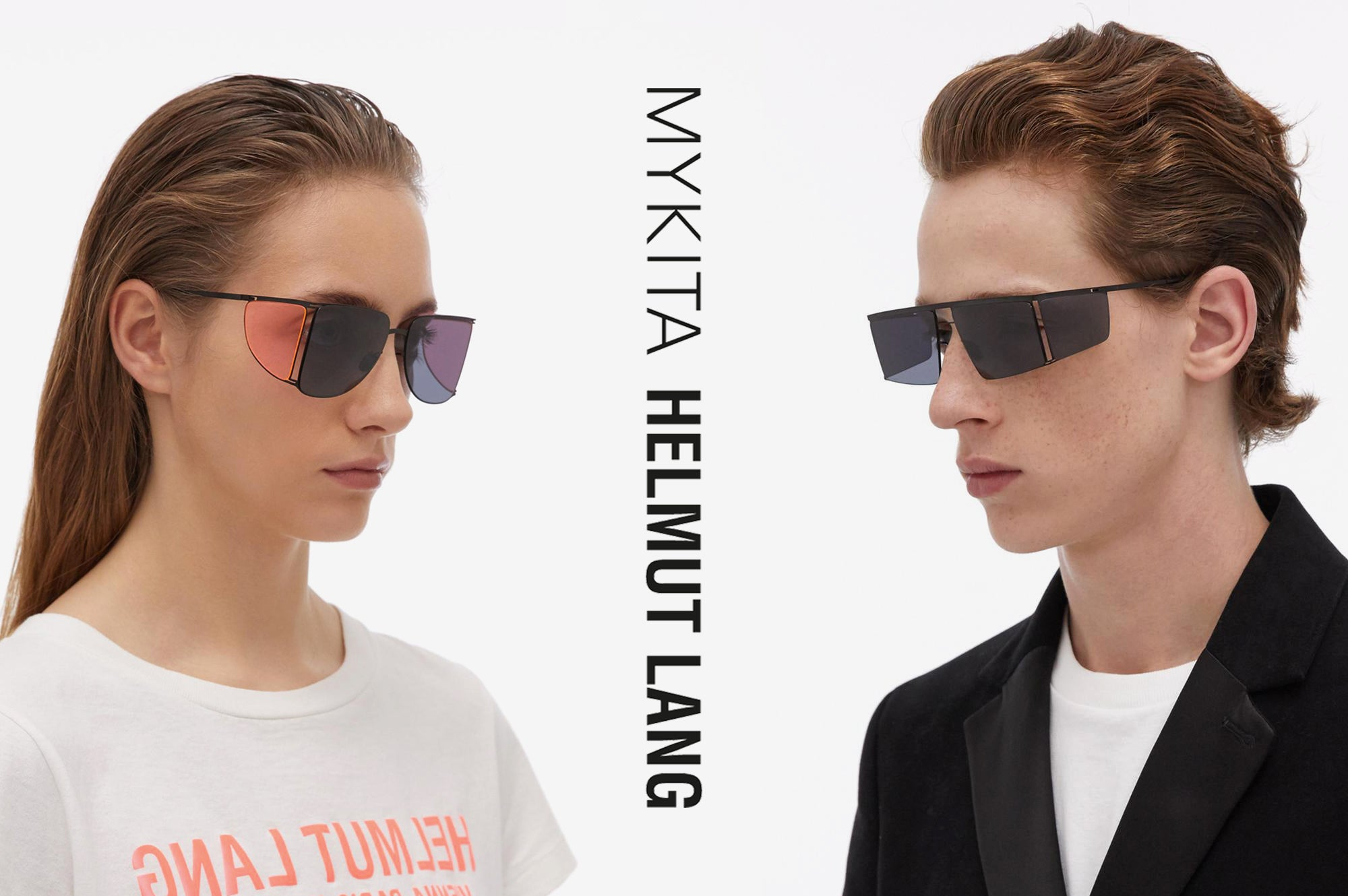 MYKITA® and HELMUT LANG