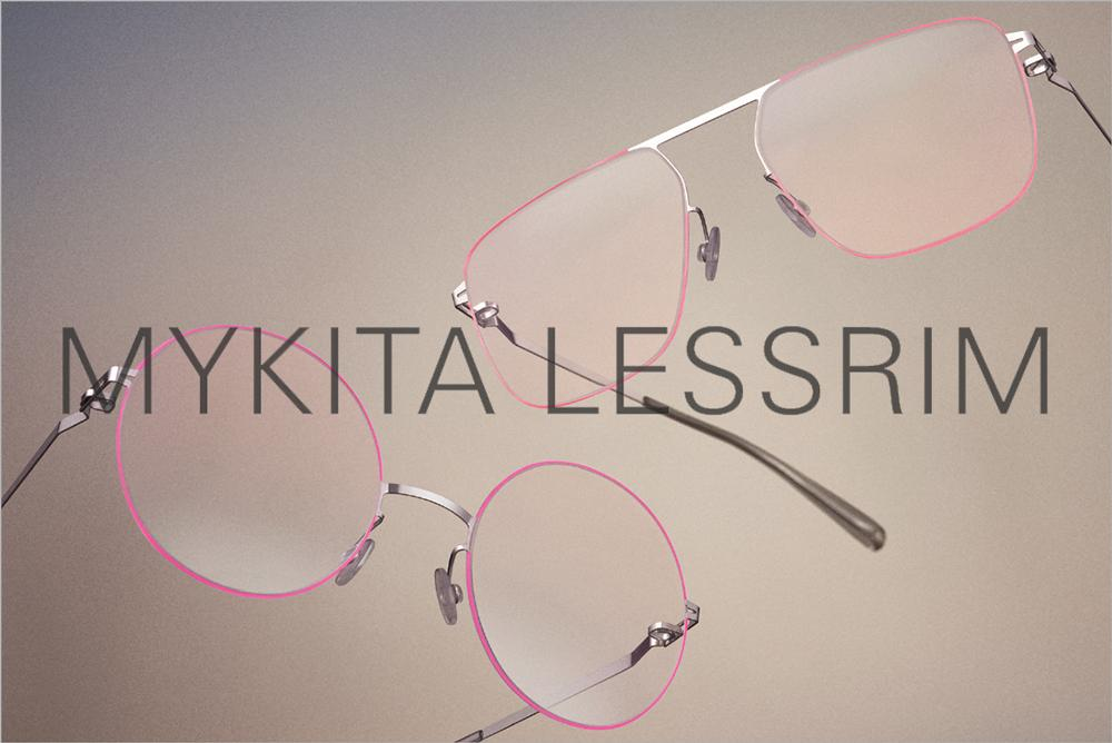 MYKITA LESSRIM | A Sense of Transparency