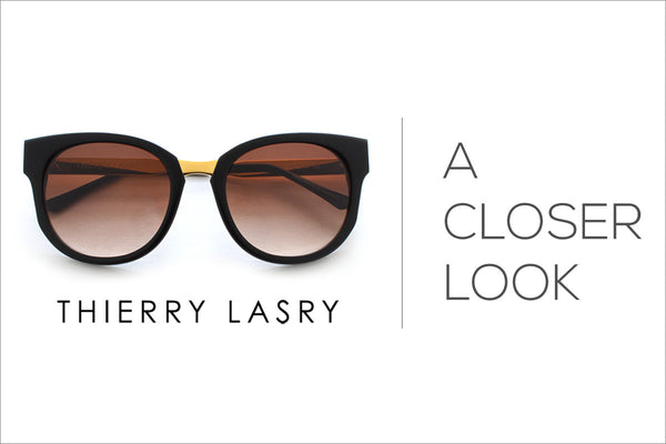 Thierry Lasry Sunglasses | A Closer Look