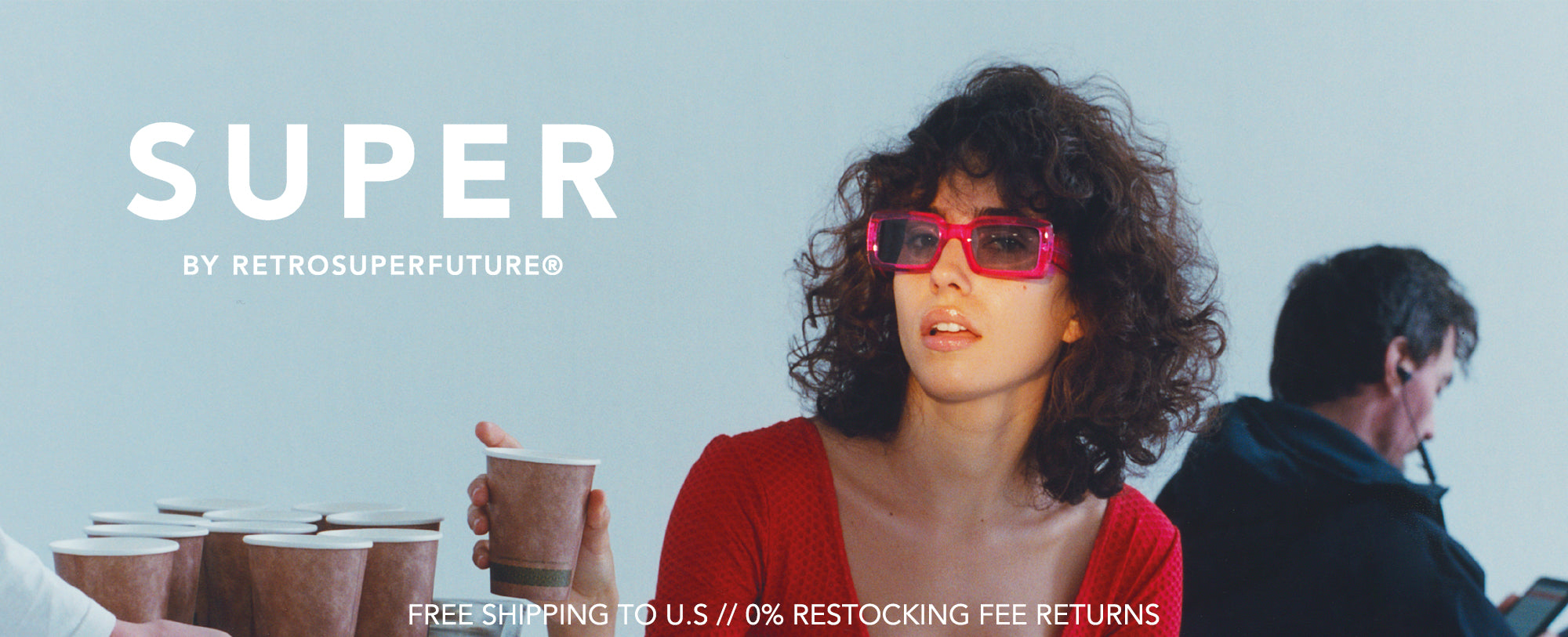 Super by Retro Super Future | Sunglasses