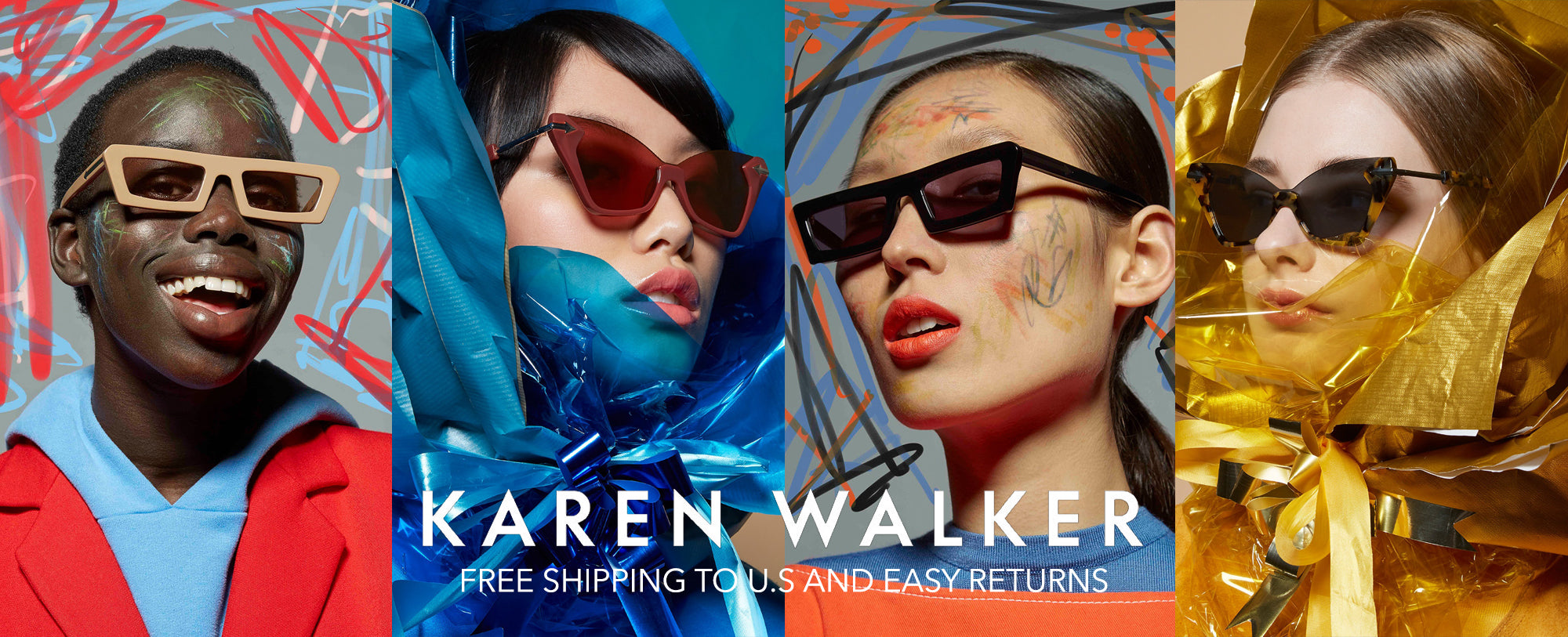 Karen Walker | Sunglasses