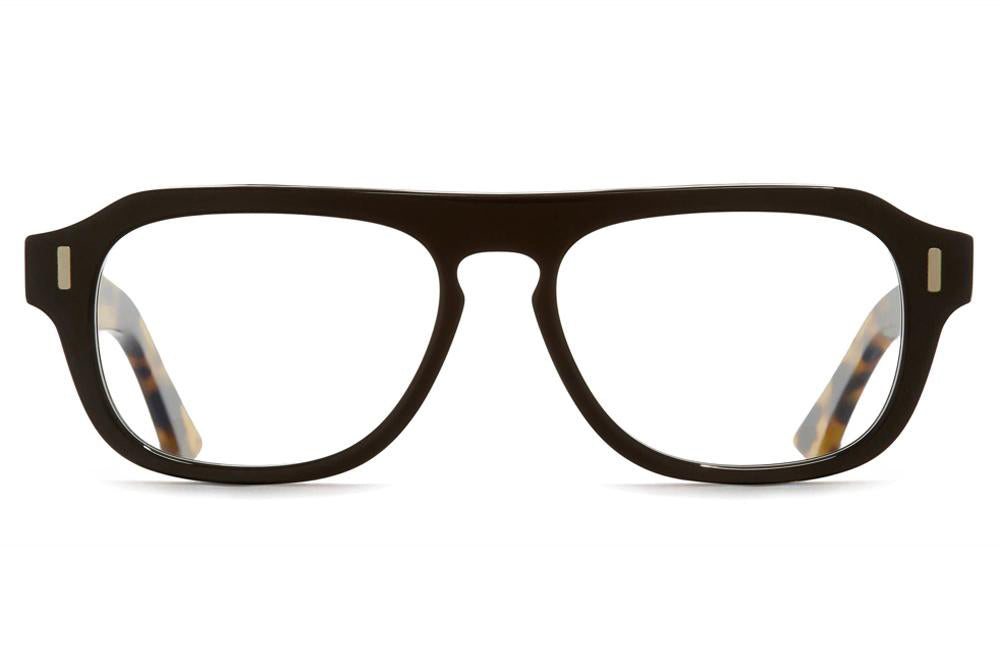 Cutler and Gross // 1319 Eyeglasses in Black on Camo