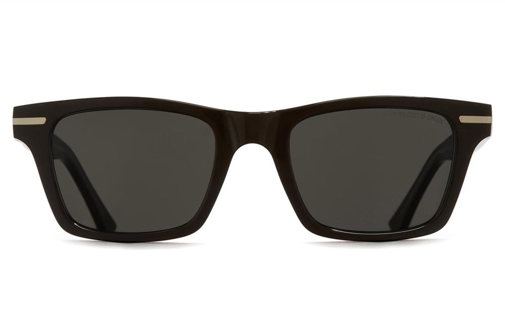 Cutler and Gross // 1337 Sunglasses in Black