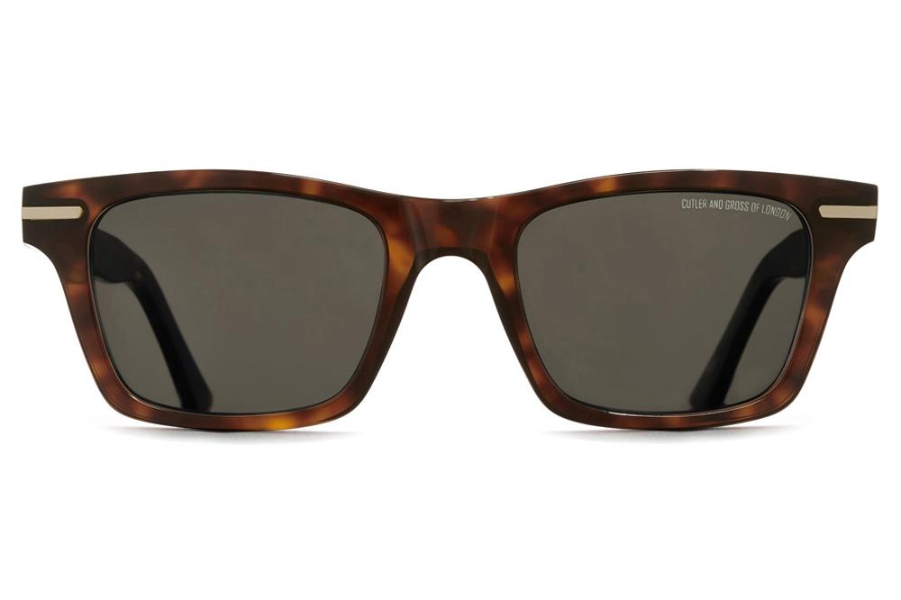 Cutler and Gross // 1337 Sunglasses in Dark Turtle