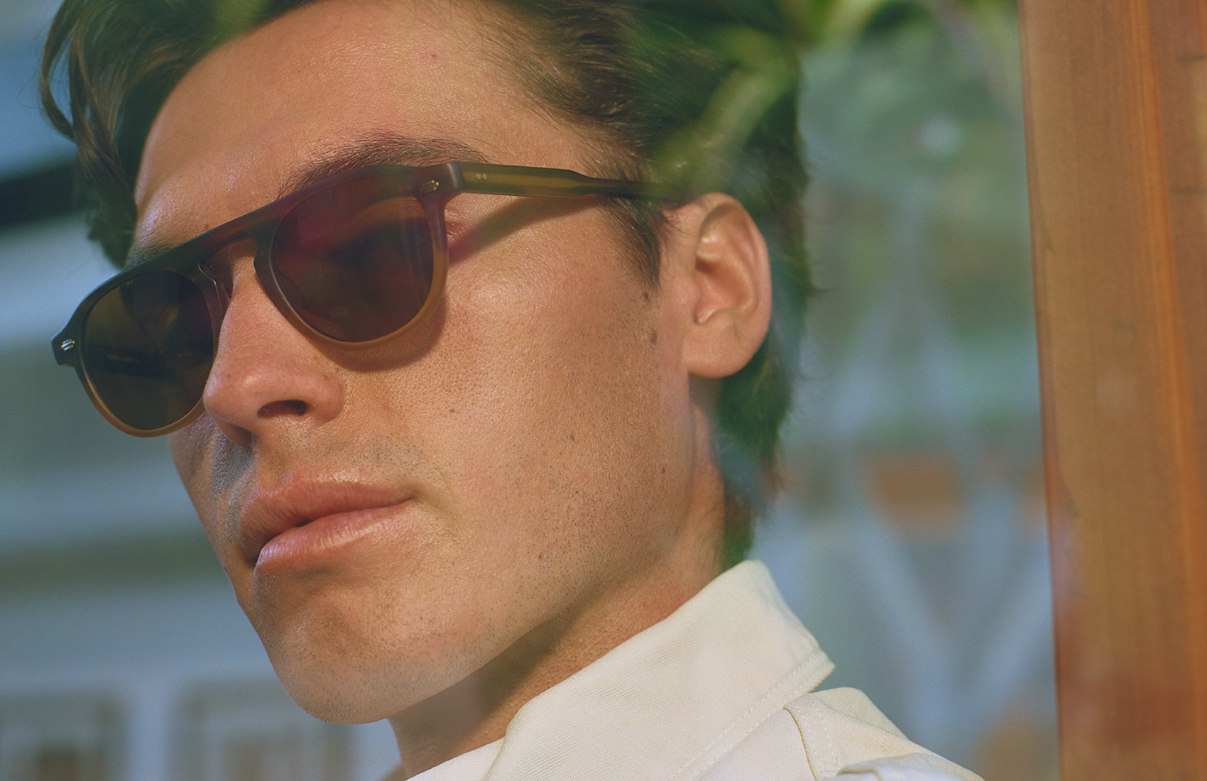 Garrett Leight // Harding Sunglasses