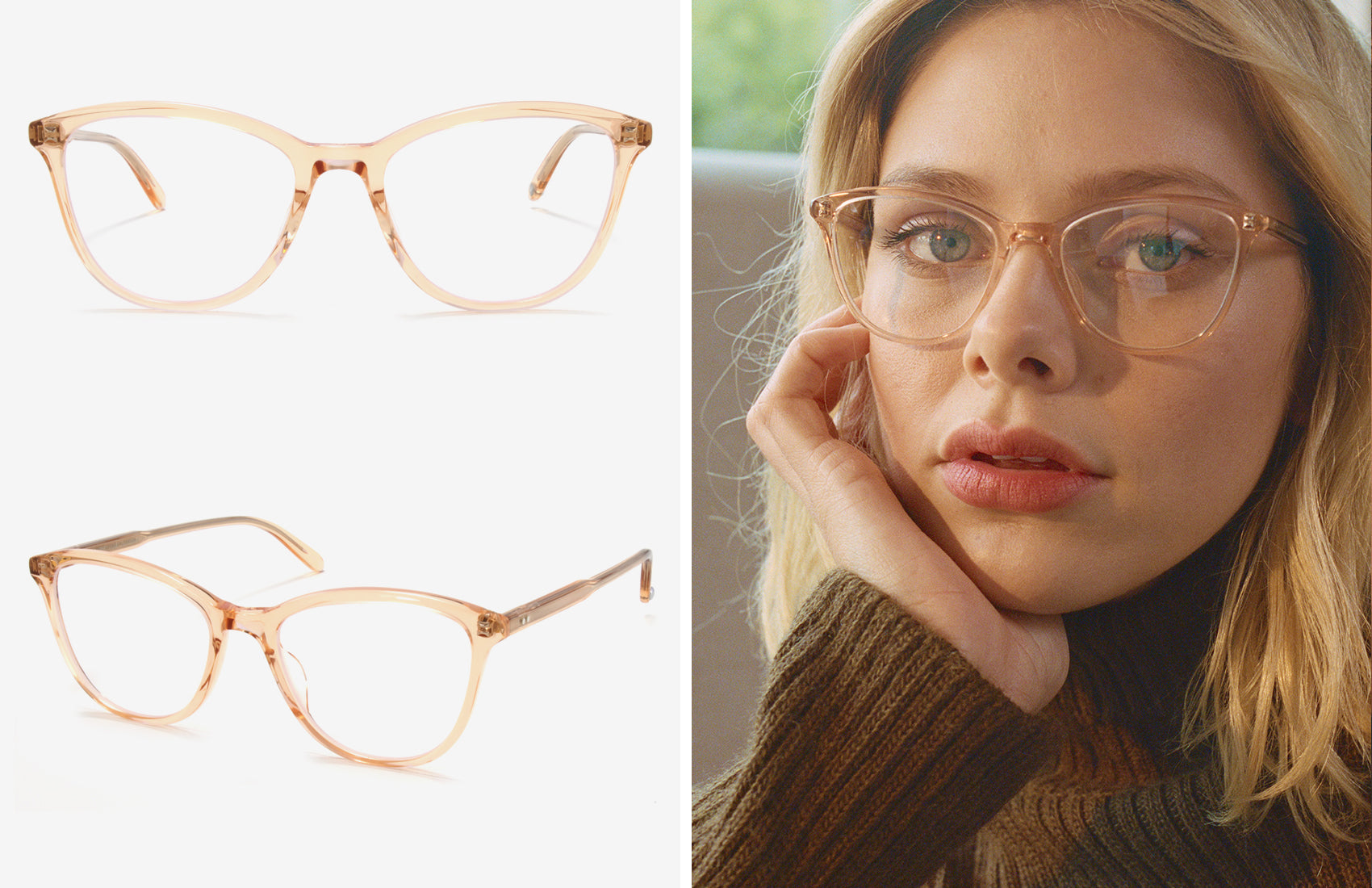 Garrett Leight // Star Eyeglasses