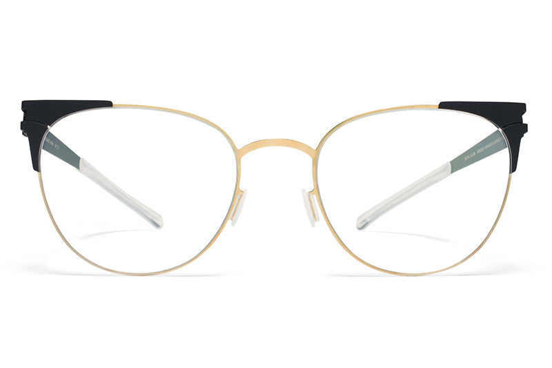MYKITA Eyeglasses | Drew in Indigo/Gold