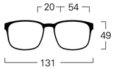 mykita kendrick clip on shades size guide