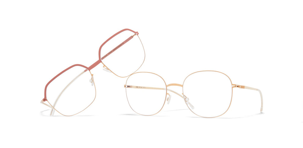 MYKITA // Finna and Liska Eyeglasses