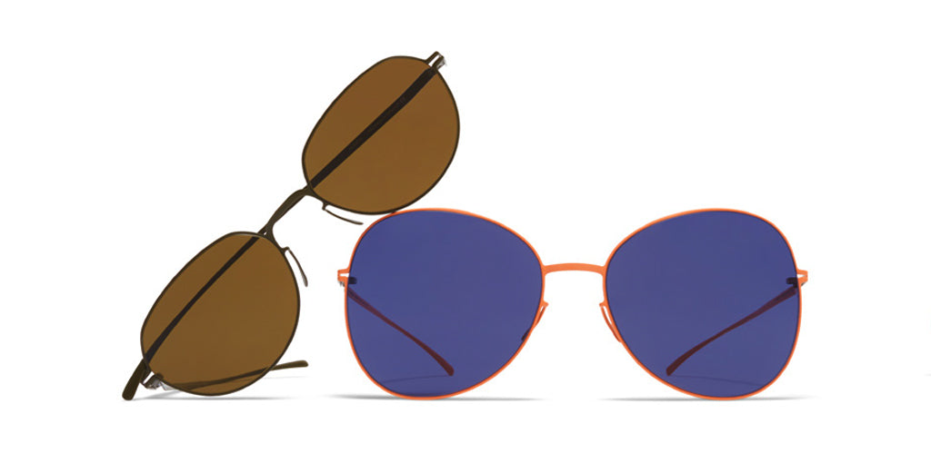 MYKITA + Maison Margiela // MMESSE024 and MMESSE025 Sunglasses