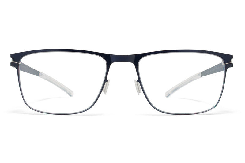 MYKITA Eyeglasses | Enrico in Night Sky/Silver Edges