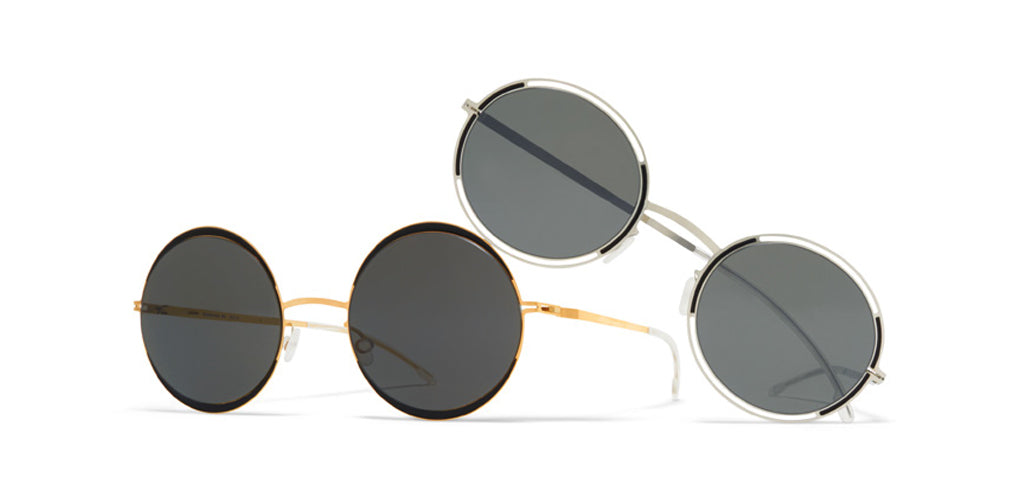 MYKITA // Giselle and Iris Sunglasses