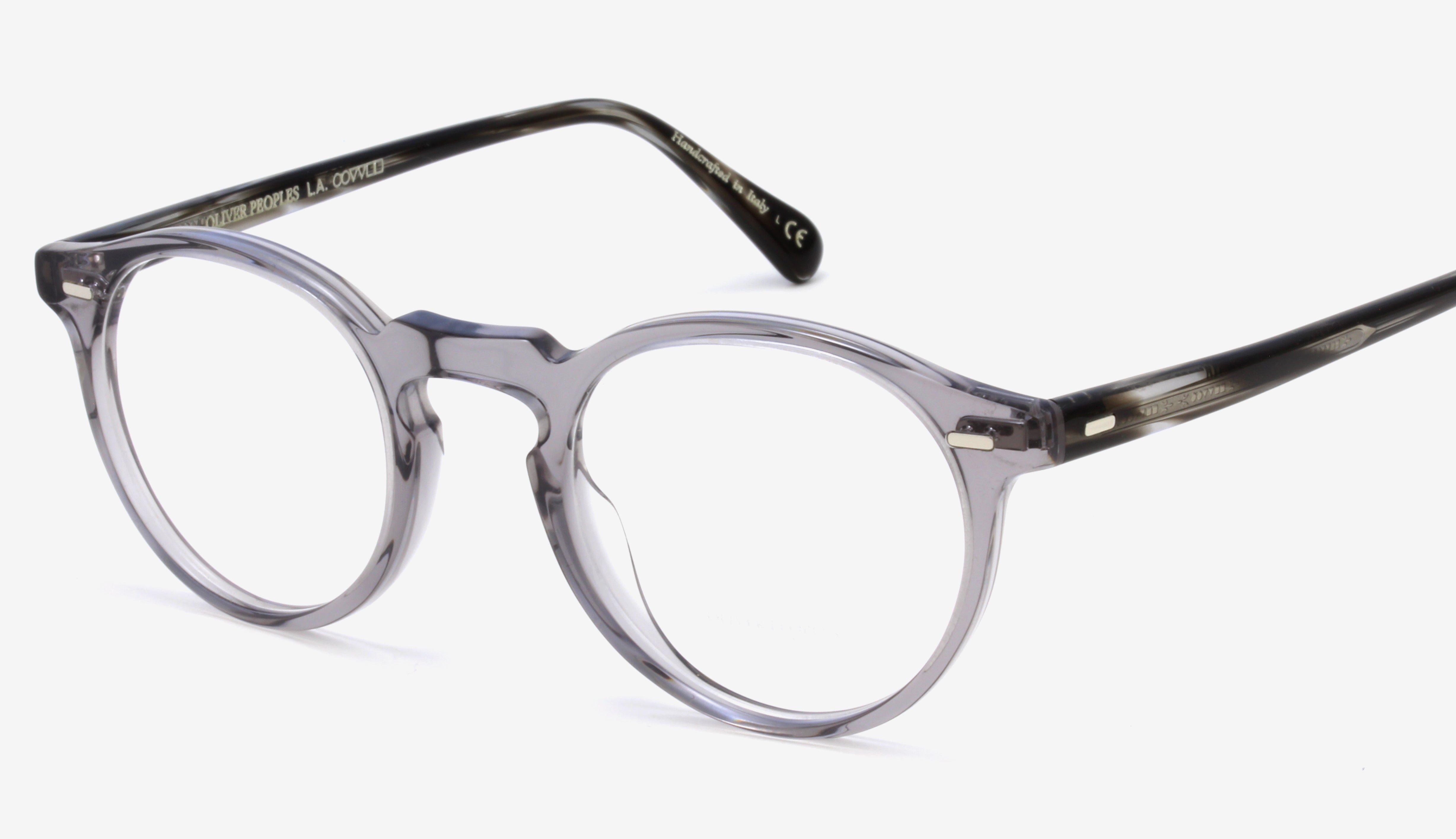 Oliver Peoples | Gregory Peck Eyeglasses in Workman Grey
