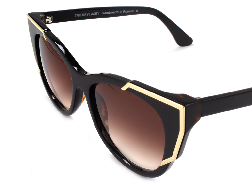 Thierry Lasry | Butterscotchy in Black-Gold (101)