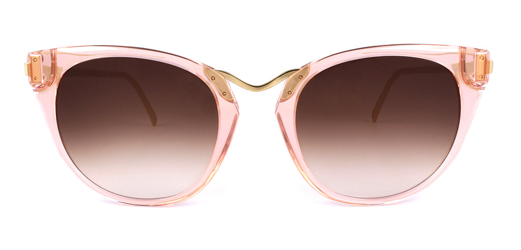 Thierry Lasry | Hinky in Translucent Pink & Gold (1654)