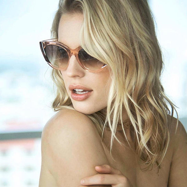 Thierry Lasry - Nevermindy in Translucent Pink & Tortoise (1654)