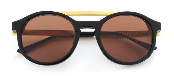 Thierry Lasry | Fancy in Black & Vintage Gold (101)