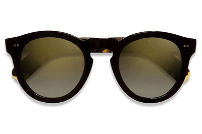 Cutler & Gross - 0734V2 Sunglasses Black on Camo