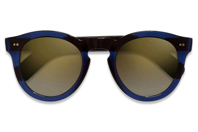 Cutler & Gross - 0734V2 Sunglasses Classic Navy Blue